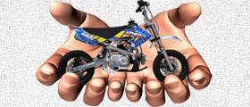 Rete vendita Dream Pitbikes