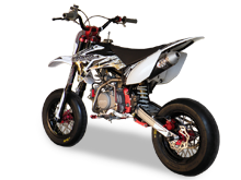 Dream pitbike motard