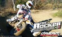 Luca Scassa The Rocker si allena con una Dream Pitbike