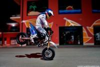 Freestyle con Dream Pit bike