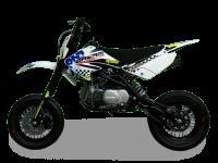 Dream Rookie (pit bike motard, minimotard)
