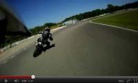 Camera on board su Dream Pit bike Motard