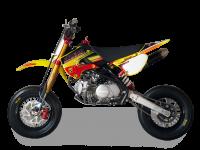 Dream Supernova (pit bike EVO con Paioli e Mupo, edizione da gara)