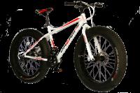 Sub-0 fat bike